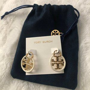 Tory Burch Hoop Earings